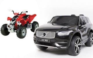 Akumulatorska vozila za decu
