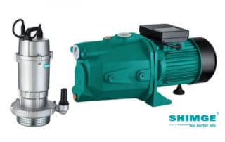 SHIMGE kvalitetne pumpe za vodu