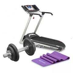 Sprave za vežbanje u kući - fitnes oprema